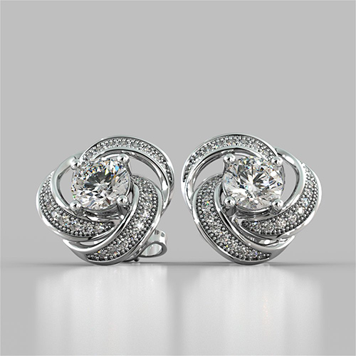 Sterling Silver Earrings Collection