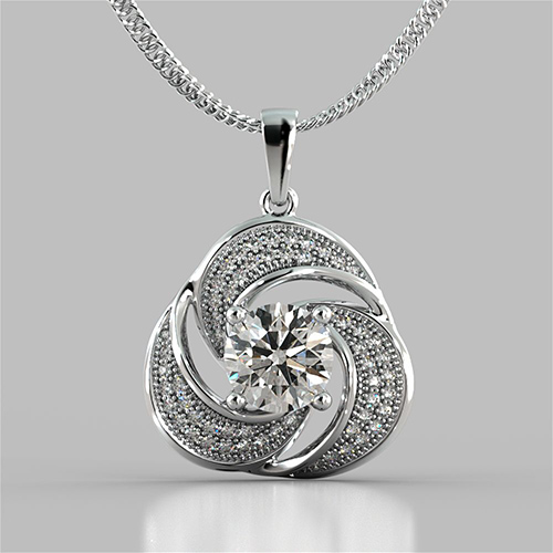 Sterling Silver Pendants Collection