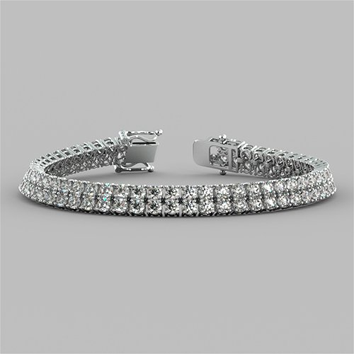Diamond Designer Tennis Bracelets