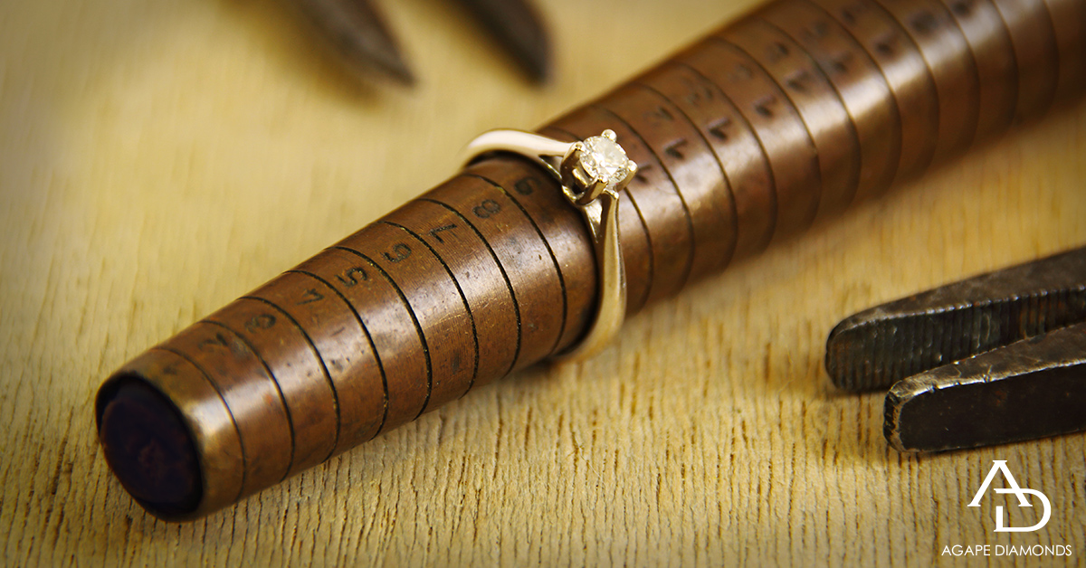Ring Sizing Tool