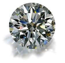 Loose Simulated Diamonds
